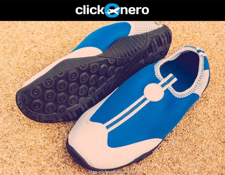 zapatos nadar
